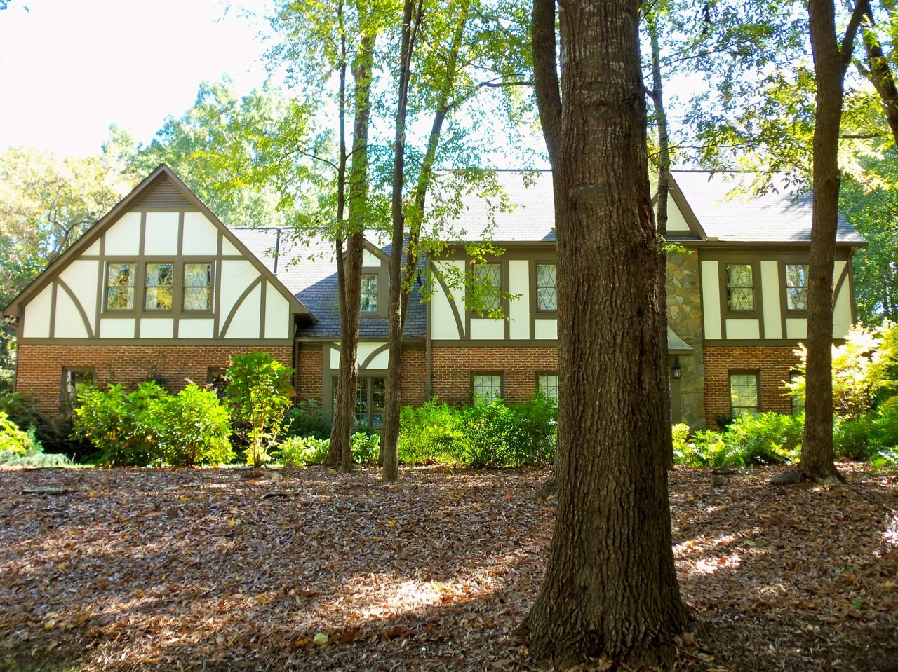 English Tudor Homes for Sale Charlote NC