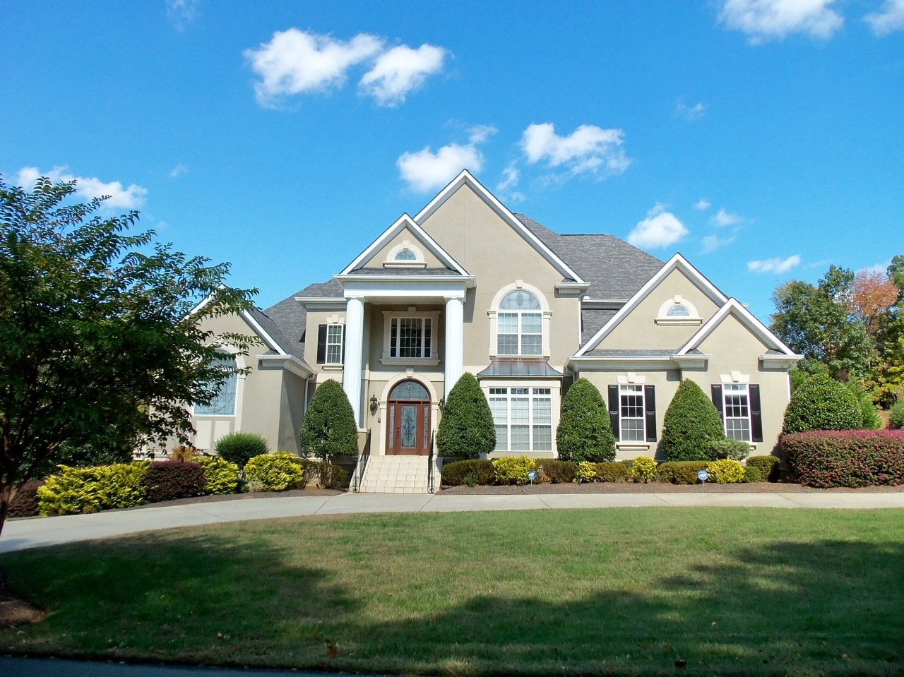 Gorgeous homes in Providence Plantation Charlotte NC