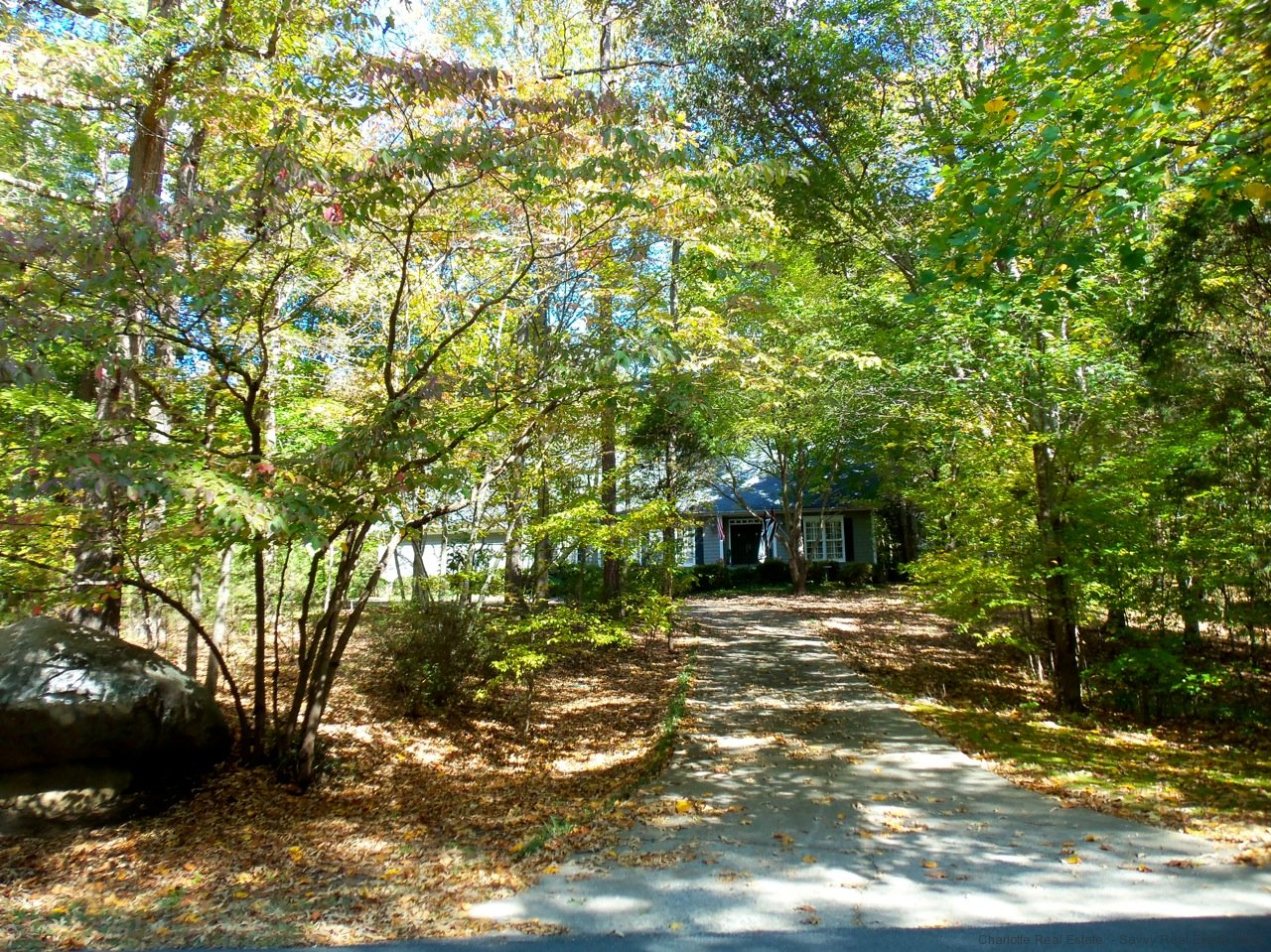 Homes on Wooded Lots in Providence Plantation