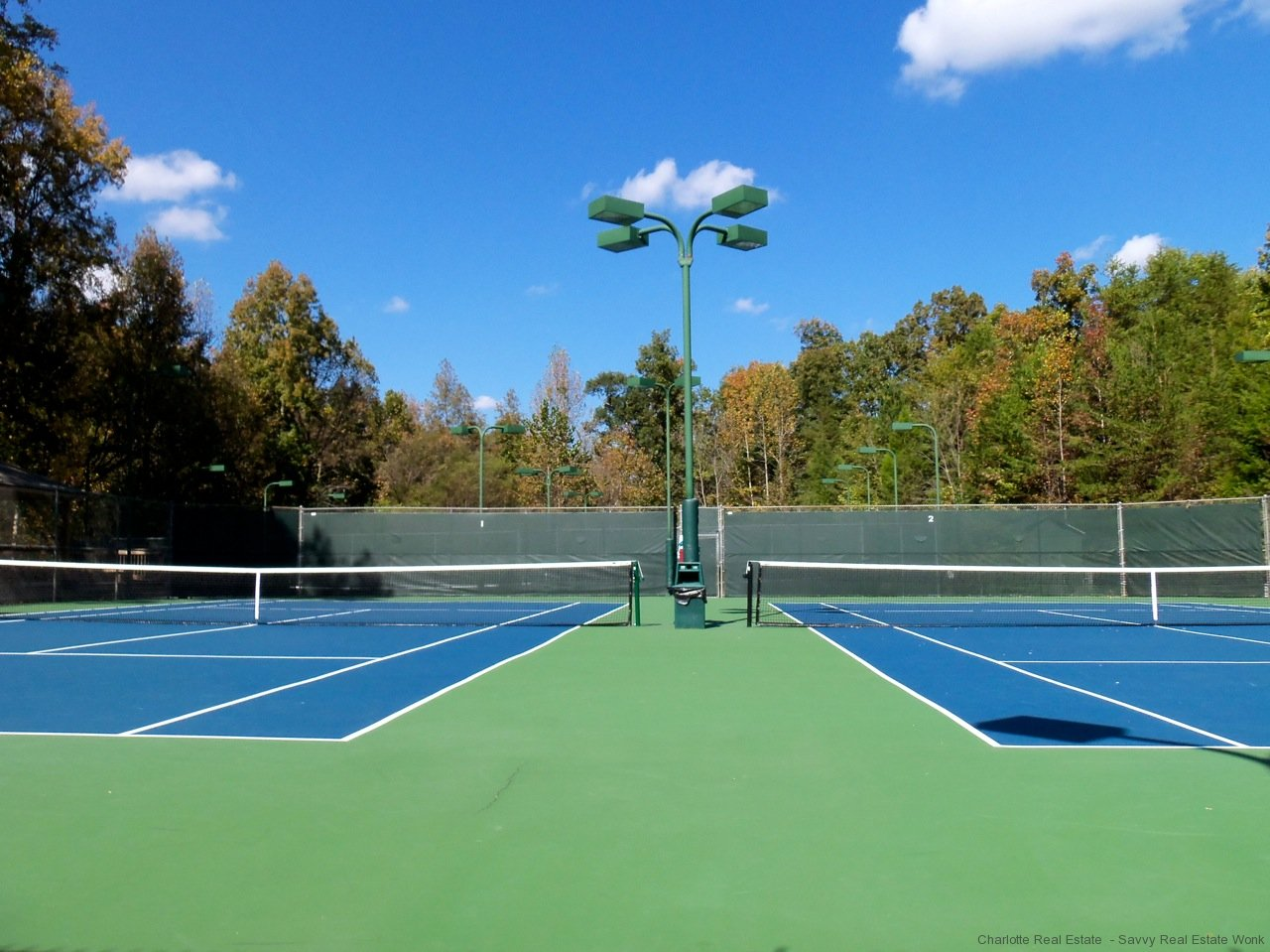 Providence Plantation Tennis Courts