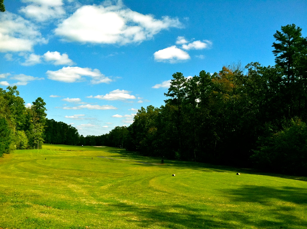 Golfing Communities in Charlotte Area