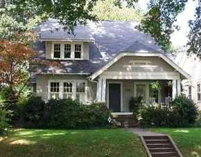 Historic Dilworth bungalows for sale in Charlotte NC