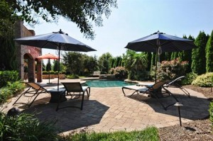 Backyard Hardscaping for Charlotte Home Sellers