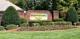 Shannamara Neighborhood Entrance