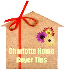 Buying a home in Charlotte?  Here's a tip for you.