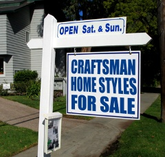 Craftsman Home Style Real Estate