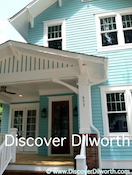 Charlotte NC Neighborhoods - Dilworth Real Estate Agents