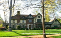 Myers Park Luxury Neighborhood in Charlotte NC
