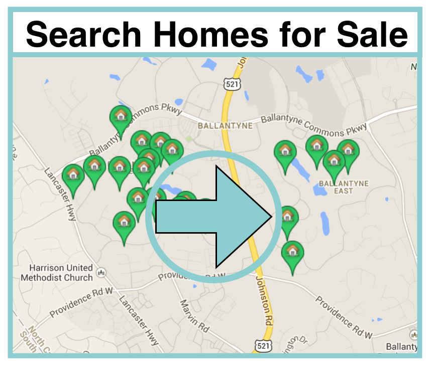Search Homes for Sale in Ballantyne Country Club