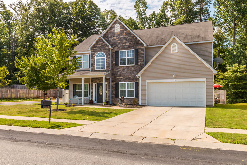 North Charlotte home for sale with pool