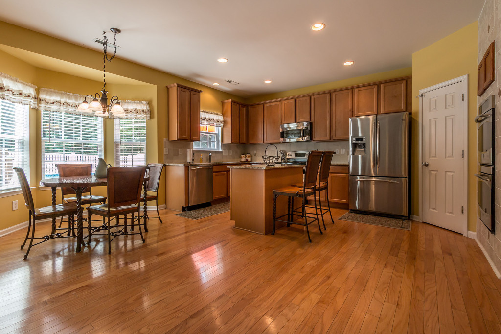 Chef's Kitchen in Charlotte home for sale
