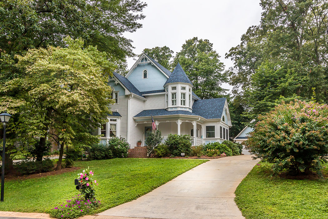 Hot new victorian home for sale in charlotte nc for The charlotte house