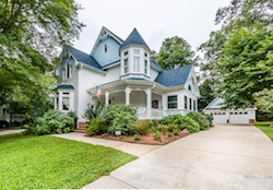 Victorian Home for Sale in Charlotte NC