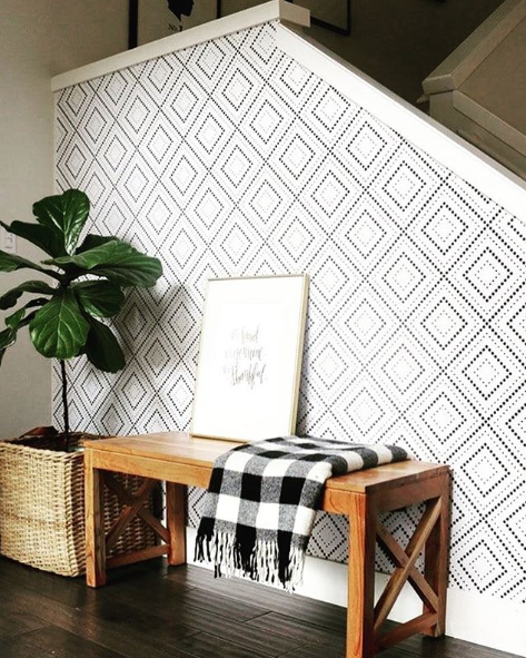 Love it or hate it, wallpaper is making a comeback