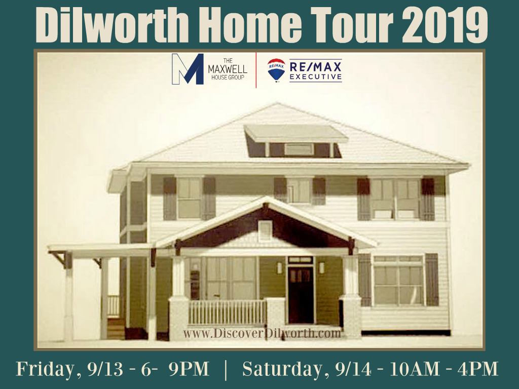 Dilworth Home Tour 2019