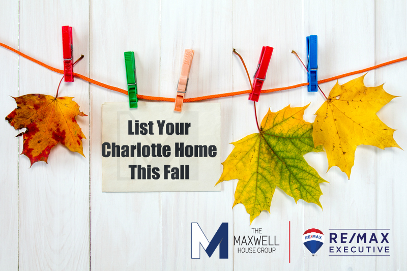 List Your Home in the Fall 2019