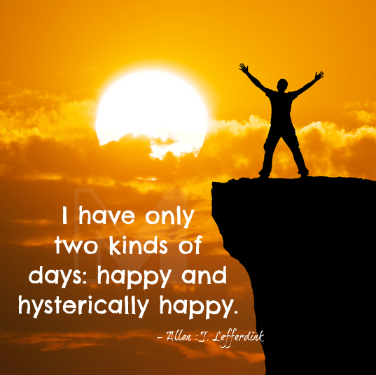 Oh Happy Day - Two kinds of happy